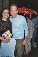 Me with Gregg Edelman