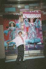 Grandma with Hairspray Posters