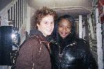 Ramona and I (she said she will keep every last dime)