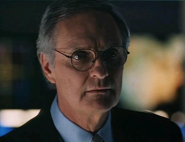 Alan Alda in Canadian Bacon
