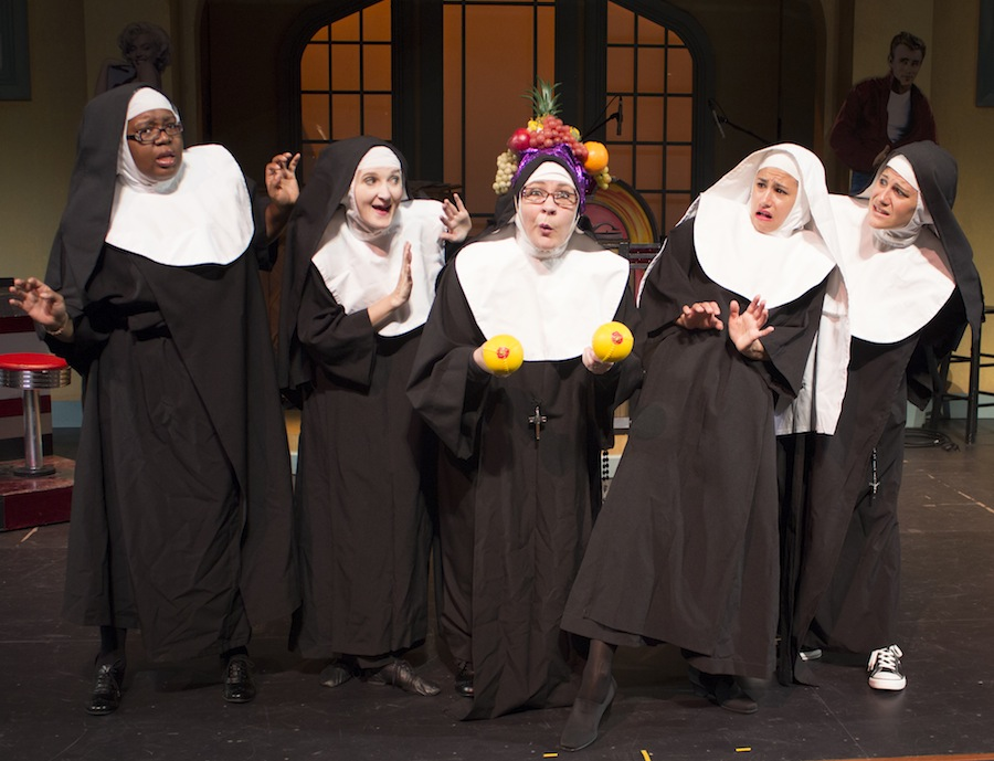 NUNSENSE at Virginia Musical Theatre