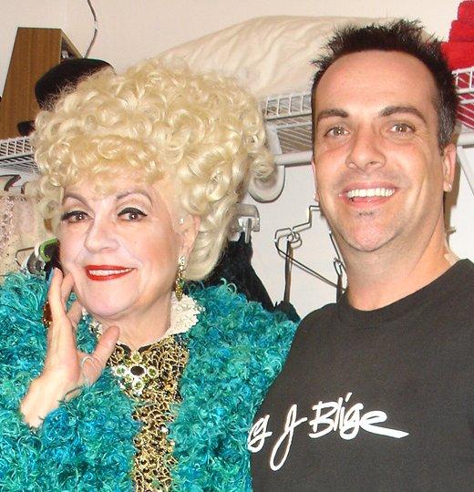 re: BWW TV:  JoAnne Worley in LA's Wicked