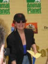 Maureen McGovern at Broadway Barks 2005