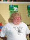 Bruce Vilanch at Broadway Barks 2005