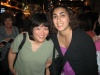 Ann Harada and myself after Avenue Q