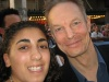 Bill Irwin and myself!