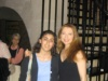 Donna Murphy and myself in this blurry picture(grrr) after Wonderful Town