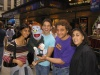The writers of Avenue Q, Rod, myself and my sister with....the TONY!!!!