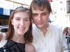 Me and Manoel Felciano