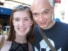 Me and Michael Cerveris