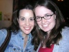 Jenna Leigh Green and I (after the first SF