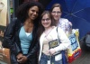 Audra McDonald at the closing day of