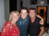 Me with my friend Ellen and John Tartaglia at Joe's Pub