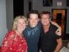 Me with my friend Ellen and John Tartaglia at Joe's Pub