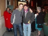 Daniel Reichard and me at Jersey Boys
