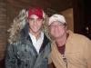 Josh Strickland and me at Tarzan