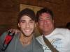 Josh and me...again at Tarzan