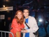 Me and Carolee Carmello outside MAMMA MIA- 10/04