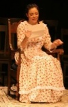 Me as Diana Barry in