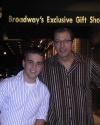 Me and JEFF GOLDBLUM!