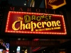 The Drowsy Chaperone's new sign