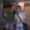 Me with SARA GETTELFINGER!