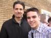 Me with CHRIS SARANDON!