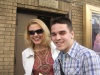 Me with RACHEL YORK!