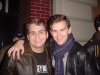 Me and Daniel Reichard(Ran Into Him On His Way Into The August Wilson Theatre, It Was Really Cool; 01-07-07)