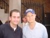 Me and David Hyde Pierce