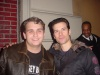 Me and Dominic Nolfi(Second Time Seeing Him As Tommy Devito, He Was Great; 01-07-07)