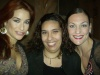 With Michelle DeJean (Roxie Hart) and Terra C. Macleod (Velma Kelly)