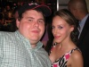 Me and Haylie Duff after a performance of Hairspray on July 27.