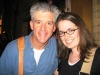 Gregory Jbara and I after 'Dirty Rotten Scoundrels' at the Imperial Theatre - 7/7/05