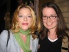 Sherie Rene Scott and I after 'Dirty Rotten Scoundrels' - 7/7/05