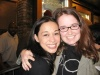 the fantastic Julie Danao-Salkin, who plays Yoko Ono in 'Lennon', and I after the 2nd preview of the show (it was awesome seeing this cast again after SF 3 times!!) - 7/8/05