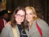 Me and the darling Julia Murney again, this time in NYC after 'Lennon' started previews - 7/8/05