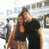 Michael Esper after American Idiot matinee - 7/14/10 <3