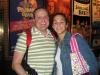 Kevin Covert and me, he's an FSU grad, GO NOLES!
