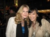 Stephanie March and I and hey look, there's Liev in the backgrounddd.