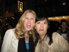 Stephanie March and me. Crazyy.