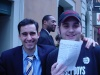 Me and John Lloyd Young(04-12-06)