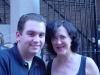 Me and Karen Ziemba