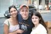 Matt Caplan with Megan/Tani.