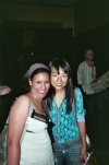 Me and Greta Lee.