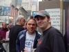 Me and Norbert Leo Butz