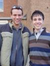 Adam Pascal and I