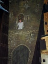 Me in the stage left porcenium tower of SpamAlot