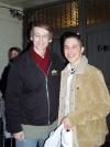 Me and Rick Lyon @ Avenue Q
