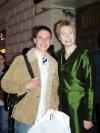 Me and Jennifer Barnhart